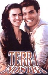 TERRA NOSTRA (GIULIANA & MATTEO) ITALIAN TV SERIES ON 31 DVD! NEW!!