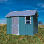 Heritage Roof Garden Shed
