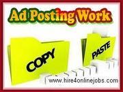 Ads Posting Jobs in Pakistan