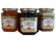 Pure Unheated Honey