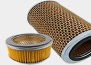 cylindrical air filters for gas turbines,  compressors dust recycling