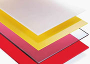 Frosted Polycarbonate Sheets