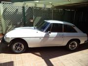 mgb other 1976 MGB GT fastback with overdrive.