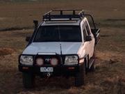TOYOTA LAND CRUISER 2005 Toyota landcruiser dual cab conversion diesel