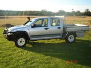 Holden Rodeo 210000 miles