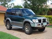 1997 TOYOTA Toyota Landcruiser Prado GXL (4x4) (1997) 4D Wagon