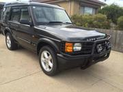 1999 Land Rover LAND ROVER DISCOVERY2 SE 7 SEATER 4.0 v8