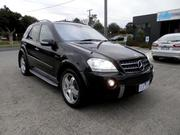 Mercedes-benz 2007 Mercedes-Benz ML63 AMG SPORTS AUTO 4x4 SUV NO RESE