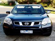Nissan Xtrail Nissan X-Trail ST 4WD 2011 Manual (Reg Sept 2015 )