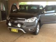 Holden 2013 2013 Holden COLORADO LTZ  Space Cab 4x4 Utility
