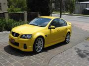 Holden 2010 2010 Holden Commodore SS V VE