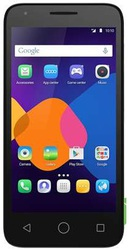 Alcatel Pixi 3 4.5 4GB Black (Silver-67169)