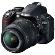 Nikon D3100 Digital SLR Camera with Nikon--378 USD