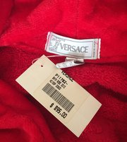 VERSACE DRESSING GOWN