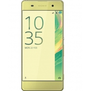 New Sony Xperia XA Lime Gold 5