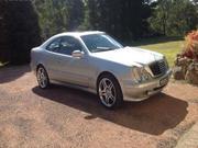 Mercedes-benz Clk-class 8 cylinder Petr