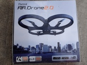 A.R.Drone 2.0 with extra battery and GPS Flight Recorder