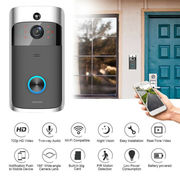 Wireless WiFi DoorBell Smart Video Phone Door Visual Ring Intercom
