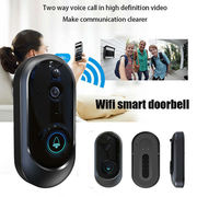 Smart WiFi Doorbell Wireless IR Video Camera Intercom Record Home
