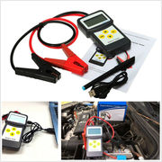 MICRO-200 12V 7-30VDC Digital Car Battery Load Tester Analyzer /Printe