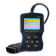 Multi System Scan OBD2 Diagnostic Code Clear Reader Scanner