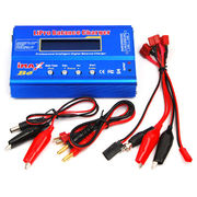 iMAX B6 80W RC Battery Balance Charger Discharger Digital Lipo NiMh Li