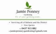 Jamie Penney Gardening